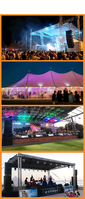 Events West | Event Equipment Rental and Services