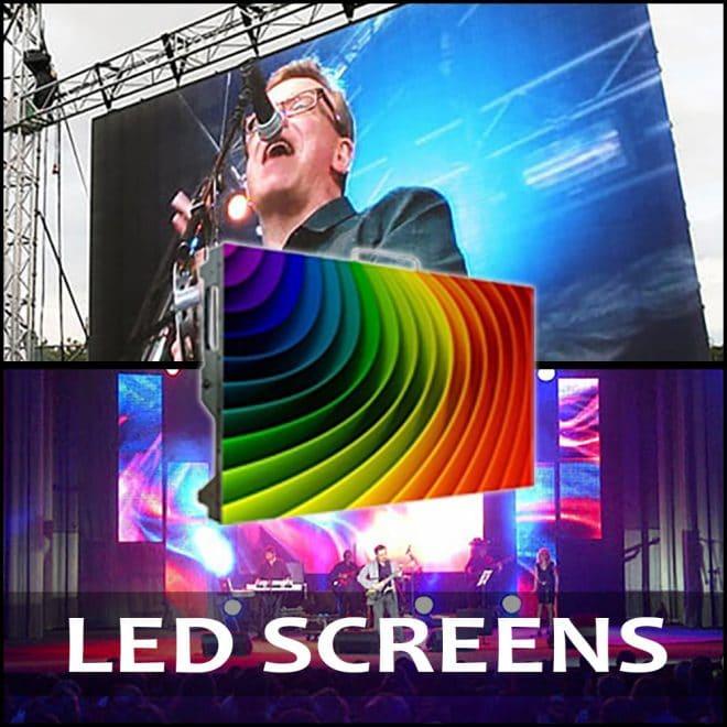 LED-Screens